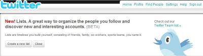 Monitoriza a tu competencia con las listas de Twitter