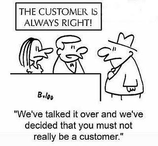 """""""El cliente siempre tiene razón"""" ¿Una realidad o un tópico?"""