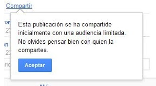 """Google Plus. Sobre las comparaciones con Facebook y Twitter y sobre la """"falsa"""" sensación de privacidad"""