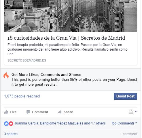 Las páginas de Facebook SÍ pueden enviar invitaciones a perfiles personales