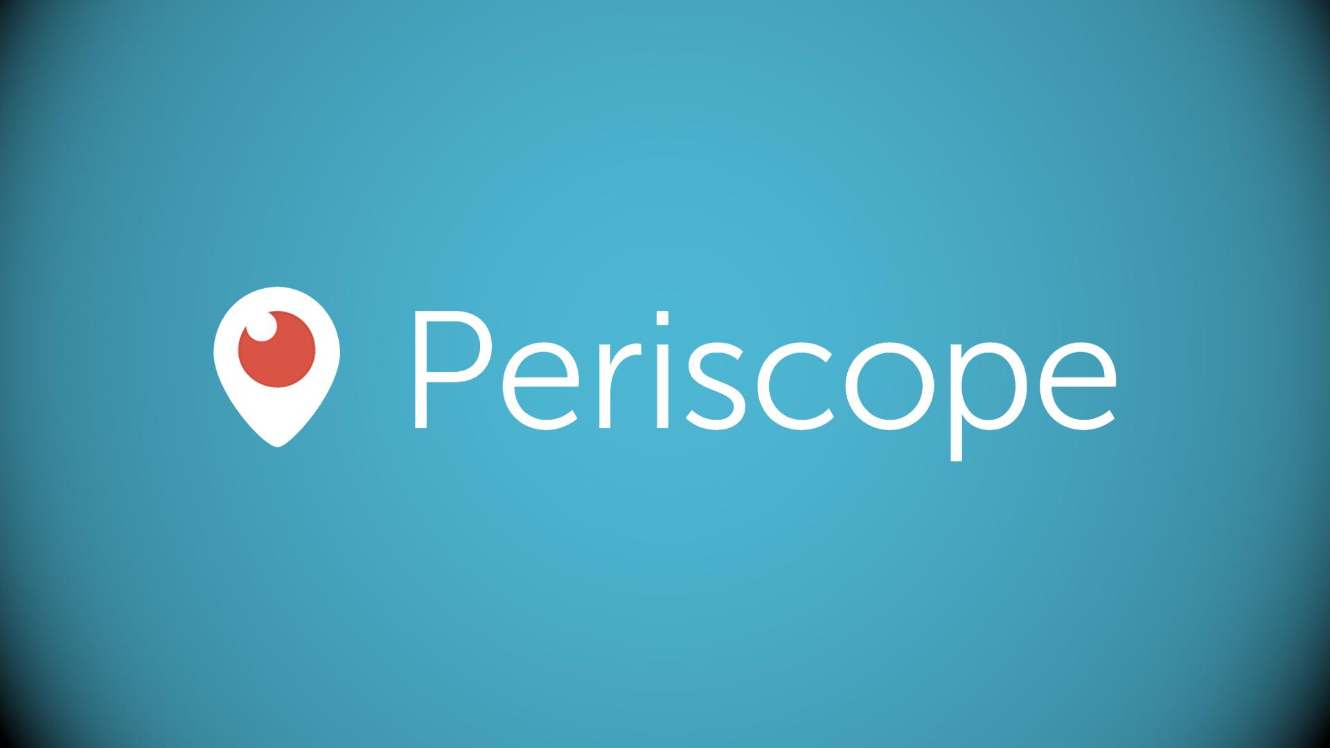 Periscope, la mejor herramienta de video en directo