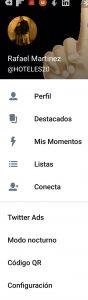 QR Perfil de Twitter