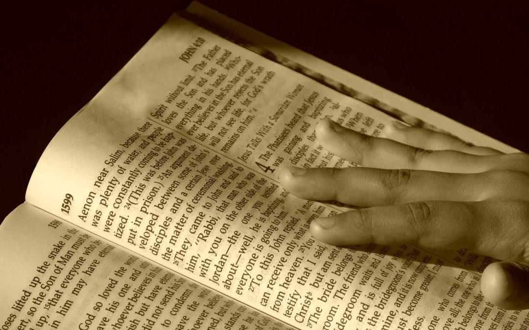 ¿Qué libro fue el primero que leíste?